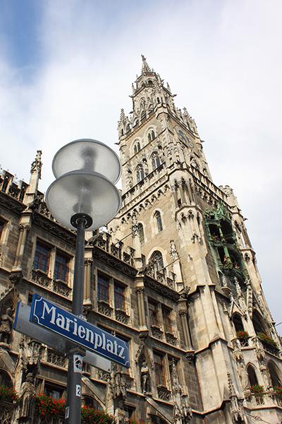Neues Münchner Rathaus